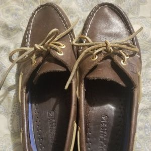 Sperry 9195017 authentic original2- eye boat shoe